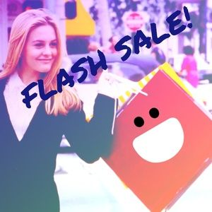 Spring CLEARANCE FLASH Sale!